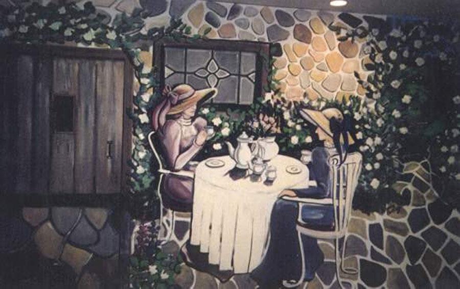 Secret Garden Tea Room